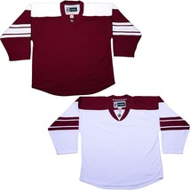 Customized Hockey Jersey Phoenix Coyotes NHL Style Replica  with NAME & NUMBER - $42.09
