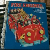 The Little Golden Fire Engine Book - $6.00