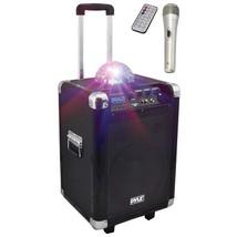 "400-Watt Bluetooth(R) 10"" Portable PA Speaker Disco Jam Lights System PY... - $286.37"