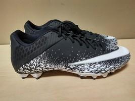 Men's Nike Vapor Speed 2 Td 833380 - 010 (Black / White) Size 15 - $46.55