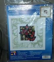 """Janlynn Counted Cross Stitch #13-283 """"wings"""" New in Package - $23.27"""
