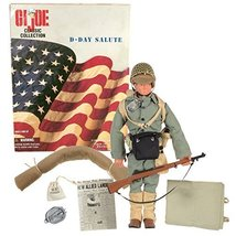 Kenner Year 1997 G.I. JOE Classic Collection 12 Inch Tall Soldier Figure : D-DAY - $129.99
