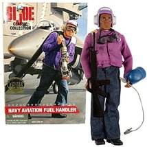 Kenner Year 1997 G.I. JOE Classic Collection 12 Inch Tall Soldier Figure - NAVY  - $109.99