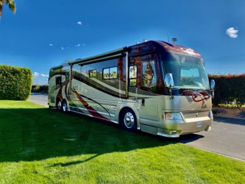 2008 Country Coach Intrigue 530 for sale by Owner - La quinta, CA 92253