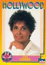 Lena Horne trading Card (Actress, Singer) 1991 Starline Hollywood Walk o... - $3.00