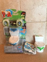 Flush Force pack and 1 Blind toilet pack New Series 1 Sealed - $21.17
