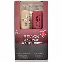 Revlon Highlight & Blush Duo (#004 Deep) 0.31 oz. - $7.75