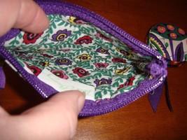 Vera Bradley Viva La Vera Tape Measure And Coin Purse image 3