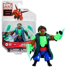 "Bandai Year 2014 Disney ""Big Hero 6"" Movie Series 4 Inch Tall Action Fig... - $21.99"