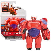 "Bandai Year 2014 Disney ""Big Hero 6"" Movie Series 4-1/2 Inch Tall Action... - $22.99"