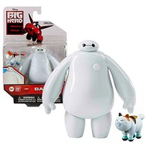 "Bandai Year 2015 Disney ""Big Hero 6"" Movie Series 4-1/2 Inch Tall Action... - $24.99"