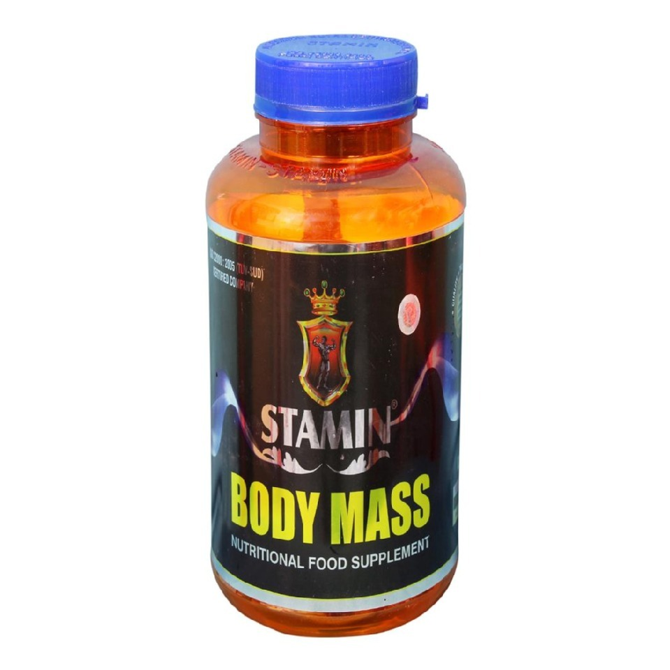 Primary image for Stamin Nutrition Body Mass, Chocolate 4.4 lb