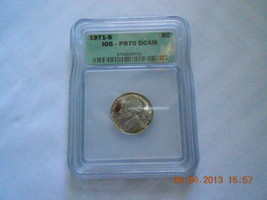 1971-S Jefferson Nickel Proof 70DC  ICG - $749.99