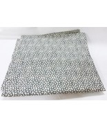 "Fabric vintage sewing craft quilting olive color white background 44""x90... - $12.86"