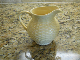 Mikasa Country Manor SAFFRON Yellow Creamer FF008 CE037 - $8.89