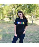 Black Prayer Flag T-Shirt - $20.00
