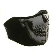 Half Skull Neoprene Face Mask - $10.99