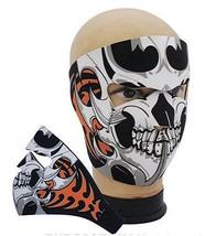 Tribal Skull Neoprene Face Mask - $10.99