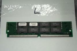 Toshiba THM322020AS-70 8MB 72p 70ns 16c 1x4 Fpm Simm Vintage Nos - $9.85