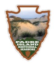 Padre Island National Seashore Sticker R7117 Texas You Choose Size - $1.45+