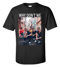 Why Don't We Collage Cute Gildan Tshirt T-Shirt S M L XL 2XL 3XL - $13.99