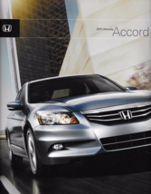 2011 Honda ACCORD sales brochure catalog US 11 LX SE EX EX-L V6 - $6.00