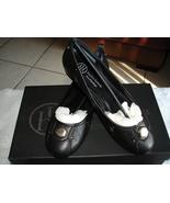 Hayden Harnett Laurel Flats Black SZ 6 EUC $210 - $32.99