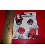 Baseball MLB Christmas Ornament Boston Red Sox Holiday Major League Team... - $5.69