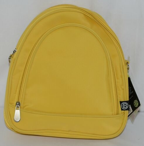 GANZ Brand Beyond A Bag Collection BB215 Lemon Zing Color Backpack Duffle
