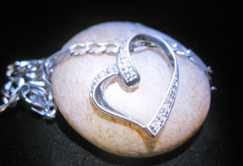 Haunted Necklace Unitas Amor Unity Of Love High Magick 925 7 Scholars Cassia4 - $200.00