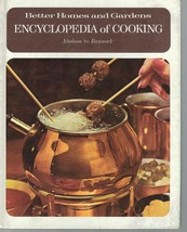 Better Homes & Gardens Encyclopedia of Cooking,1970HC;1st;Vol.1;ABALONE-... - $9.99