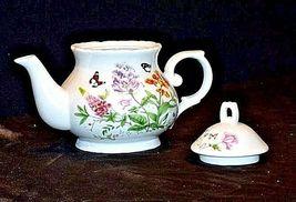 Ceramic TeaPot with Lid AB 535-F Vintage image 4