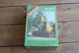Vintage Caron Leg Warmer Knit Or Crochet Kit New In Box - $29.70