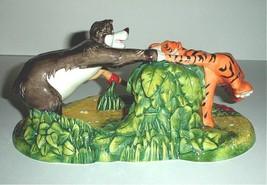 Royal Doulton Disney Jungle Book Run Mowgli Tiger Bear Limited Edition New - $89.50