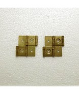 Set of 2 Shoji Screen Hinges - Gold - $8.16