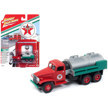 GMC CCKW 2 1/2-ton 6x6 Tanker Truck Texaco Limited Edition to 1,416 piec... - $15.67
