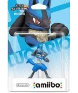 Amiibo Pokemon Lucario Super Smash Bros - $148.49