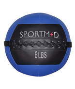 6/10/12/14/18/20/28/30LBS Soft Weighted Medicine Ball Wall Ball for Work... - $33.99+