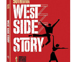 West Side Story (Blu-ray/DVD, 2011, 4-Disc Set, 50th Anniversary Edition)