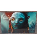 Avatar Neytiri Glossy Print 11 x 17 In Hard Pla... - $24.99