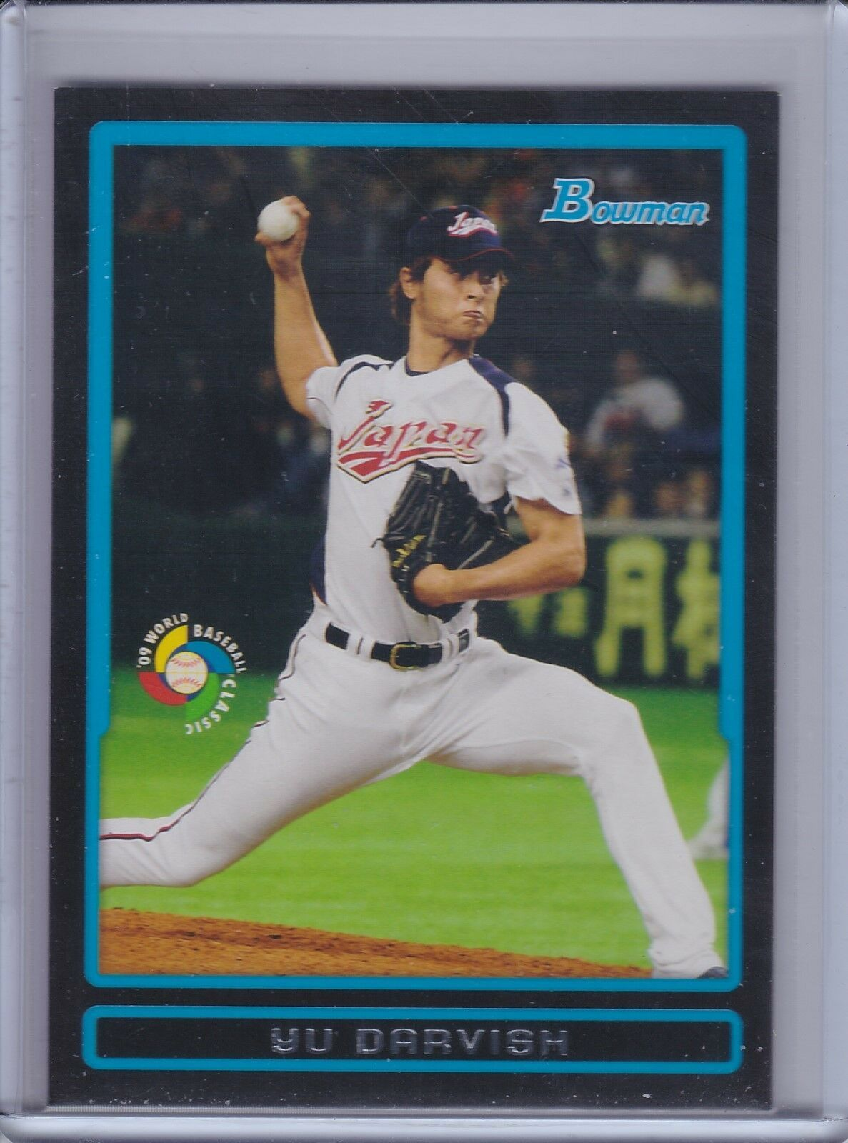 Primary image for YU DARVISH 2009 Bowman WBC Prospects #BW1  (B8069)