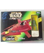 Star Wars POTF Cloud Car with pilot playset - $15.99
