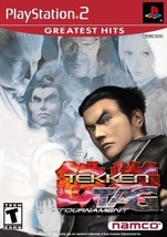 Tekken Tag Tournament - PlayStation 2 [PlayStation2] - $5.93