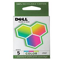 NEW Dell Series 5 Color Ink Cart J5567 922 924 GENUINE - $6.83