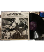 CHICAGO CONSPIRACY TRIAL 2 LP Odyssey Theatre Ensemble - $15.77