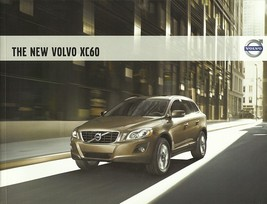 2009/2010 Volvo XC60 sales brochure catalog 10 US T6 AWD 1st Edition - $8.00