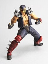 Legacy Of Revoltech Fist Of The North Star Jagi About 5mm ABS - $110.00