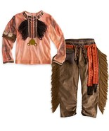 Disney Exclusive The Lone Ranger Deluxe TONTO Costume for Boys (Size 2/3... - $27.92