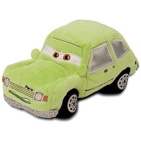 Disney / Pixar Cars 2 Acer Plush -- 7''