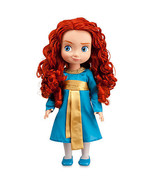 "Disney Store Princess Merida Meridah Brave Toddler Doll Baby 16"" Tall Cl... - $31.65"